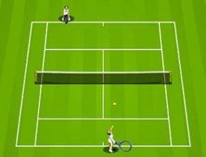 free-tennis-game